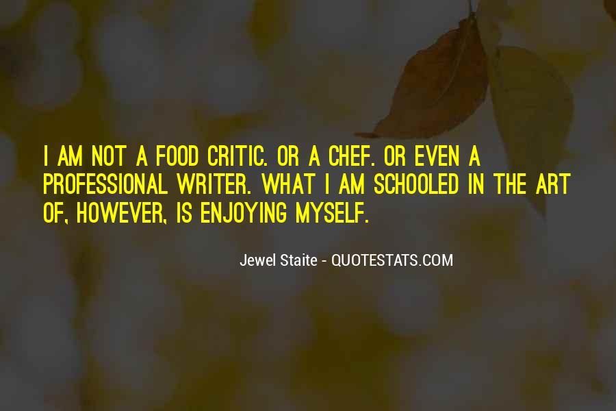 Jewel Staite Quotes #1741338