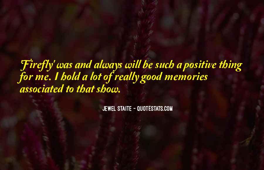 Jewel Staite Quotes #308390
