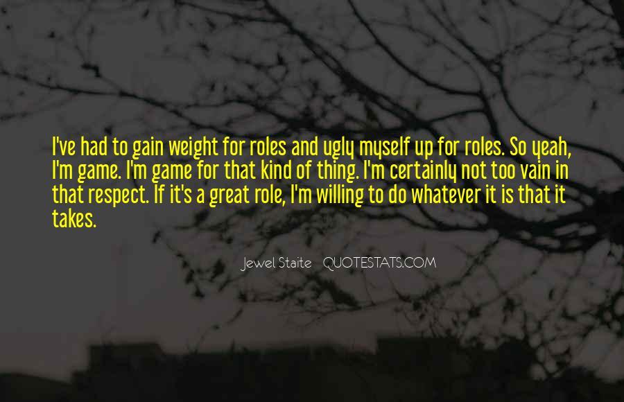 Jewel Staite Quotes #385366