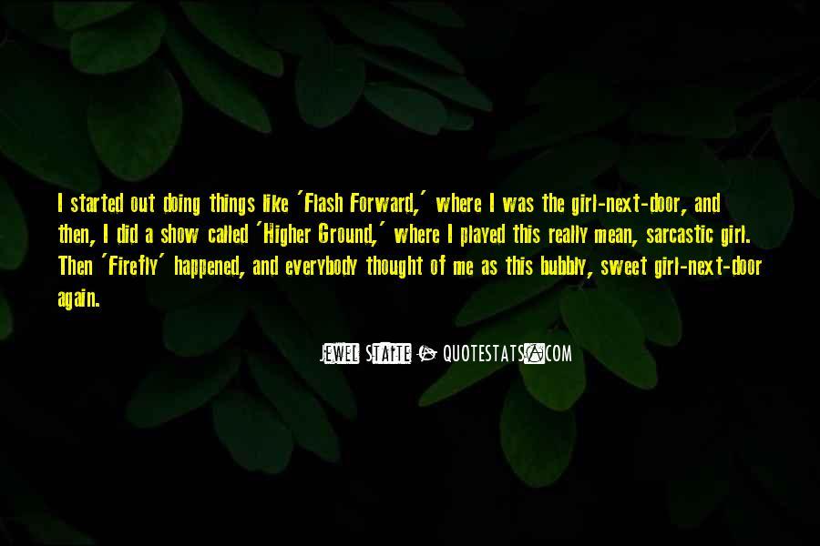 Jewel Staite Quotes #670994
