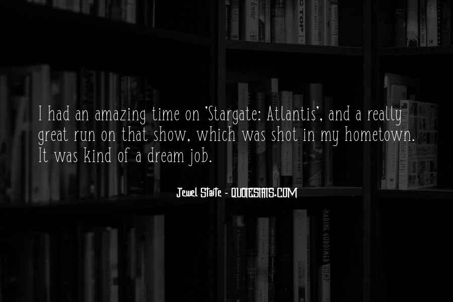 Jewel Staite Quotes #803239