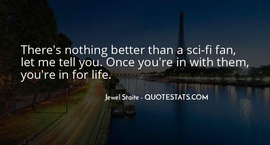 Jewel Staite Quotes #830925