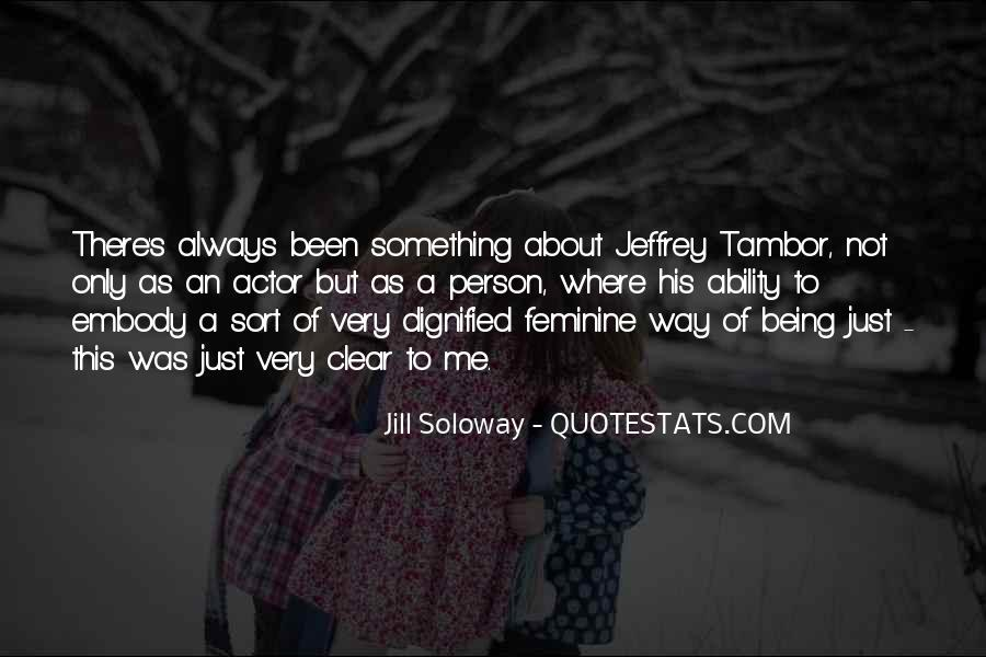Jill Soloway Quotes #278845
