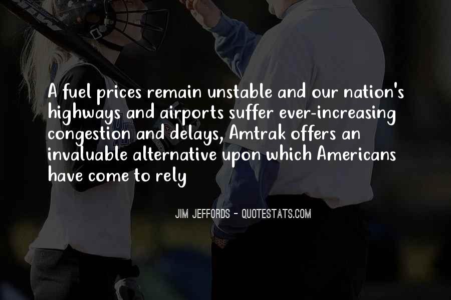 Jim Jeffords Quotes #1106739