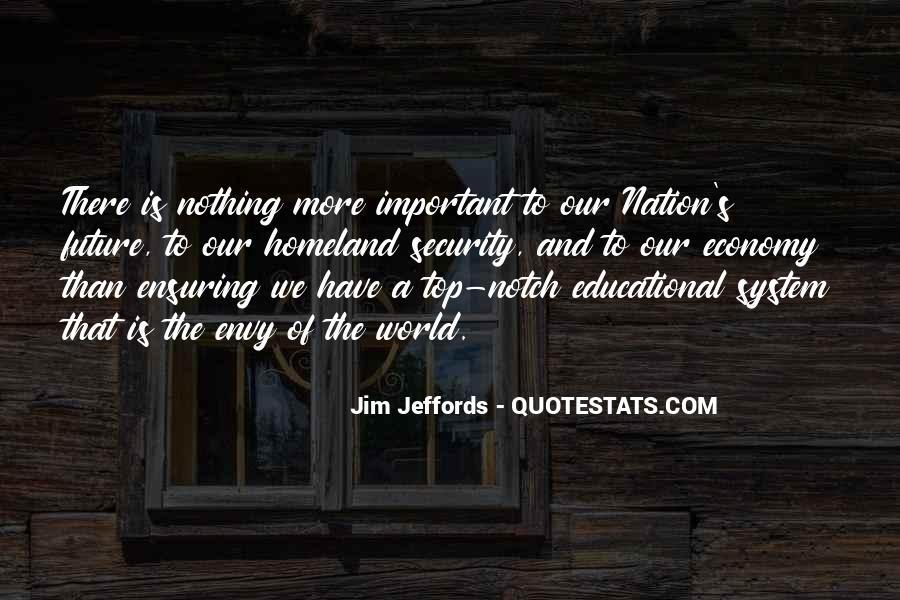 Jim Jeffords Quotes #1704343