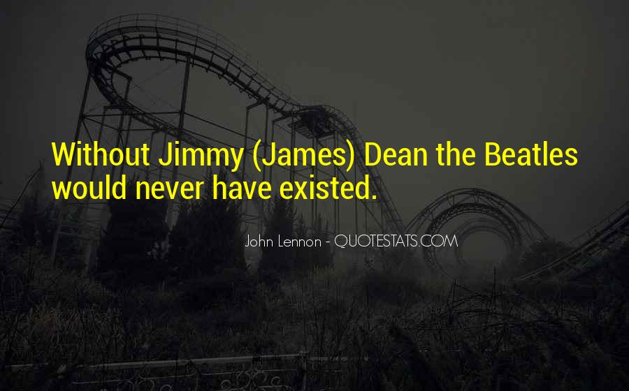 Jimmy Dean Quotes #11525