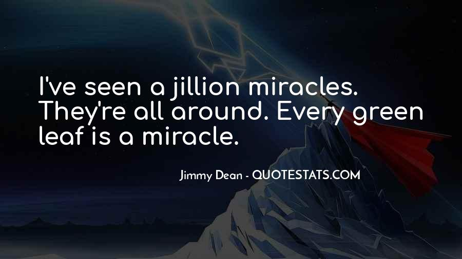 Jimmy Dean Quotes #203370