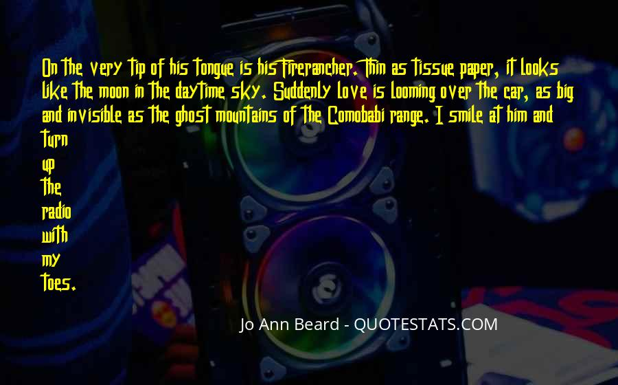 Jo Ann Beard Quotes #1071432