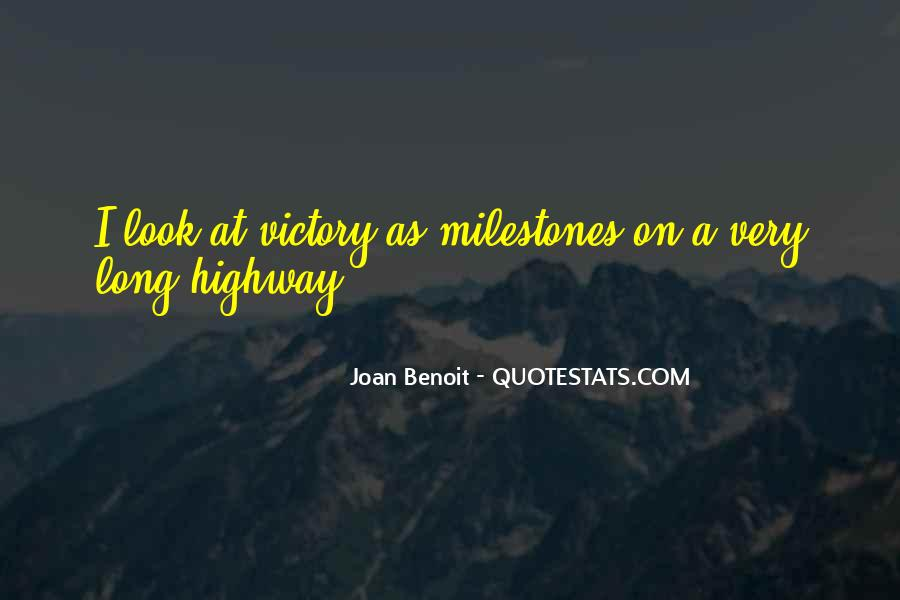Joan Benoit Quotes #733560