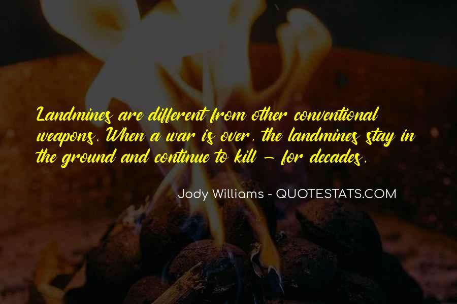 Jody Williams Quotes #1199481