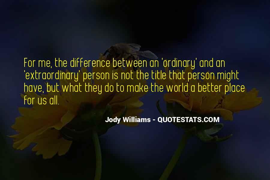 Jody Williams Quotes #1631089