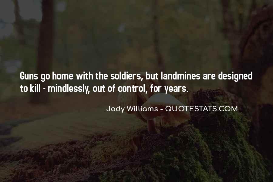 Jody Williams Quotes #1717544