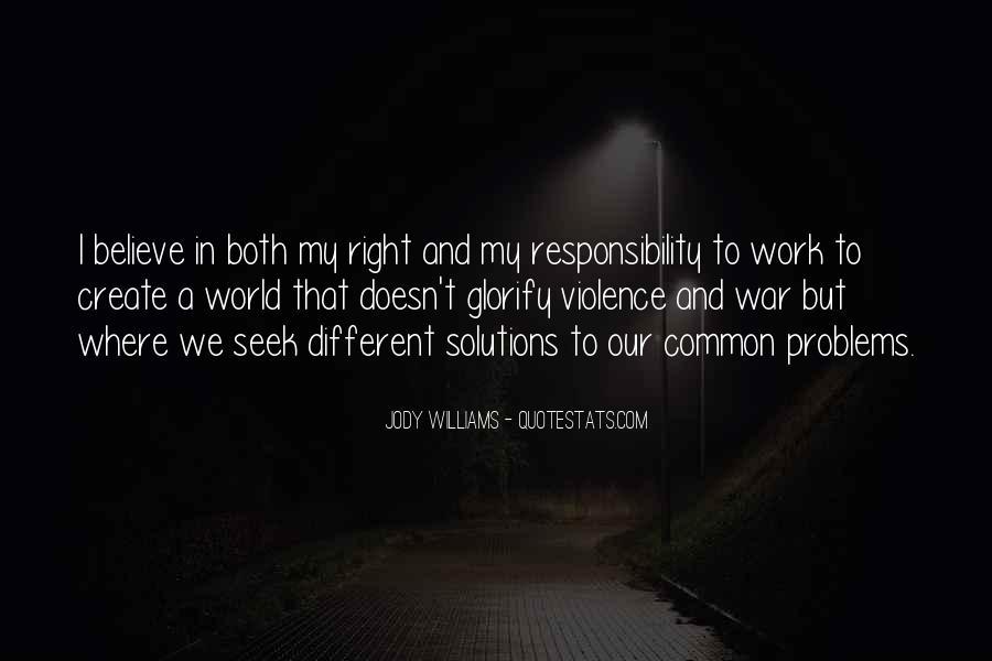 Jody Williams Quotes #209262