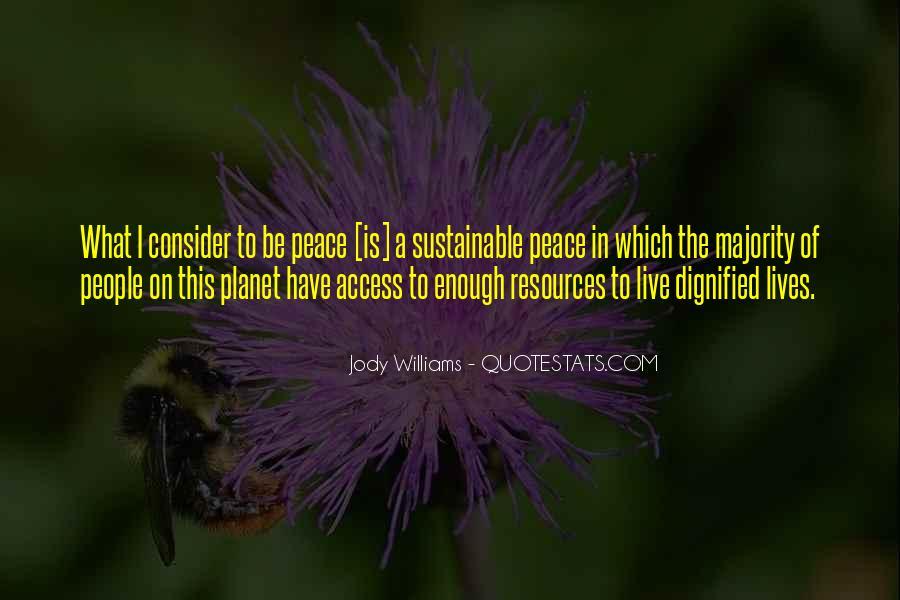 Jody Williams Quotes #421281