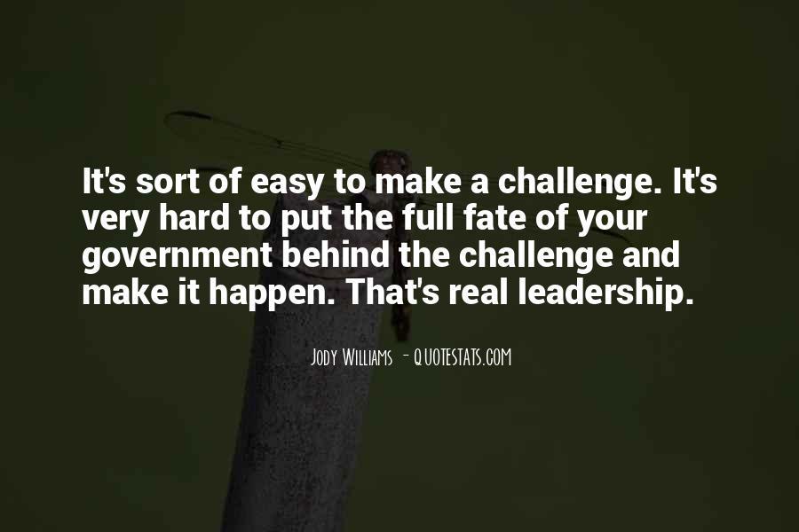 Jody Williams Quotes #430896