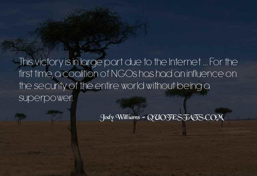 Jody Williams Quotes #786662