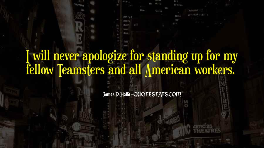 Quotes About Teamsters #523891