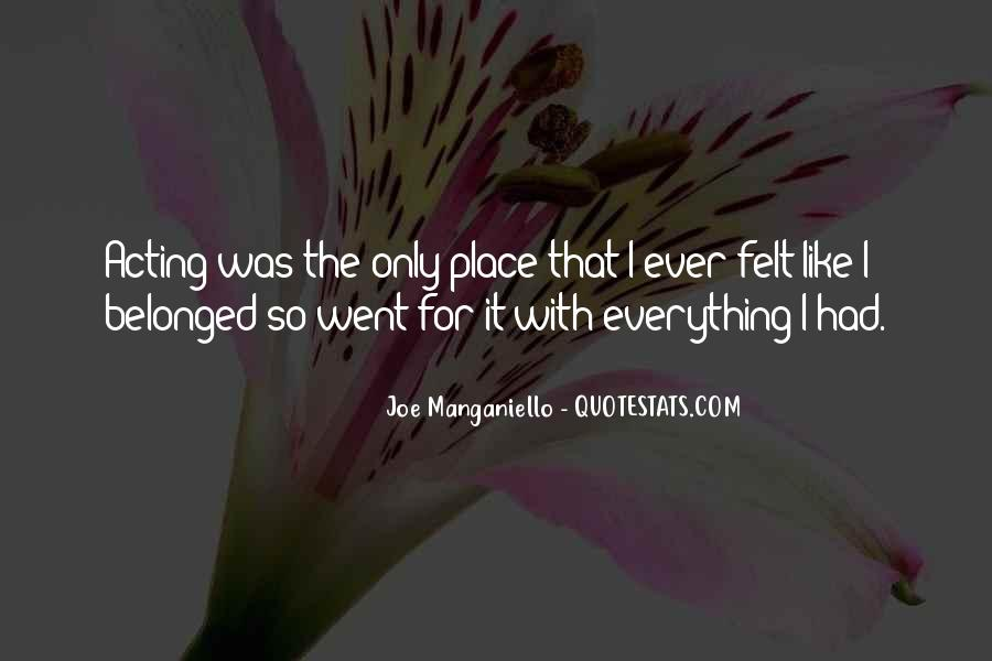 Joe Manganiello Quotes #1144973