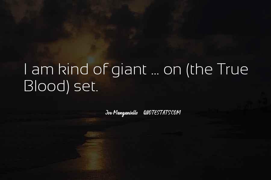 Joe Manganiello Quotes #1240025