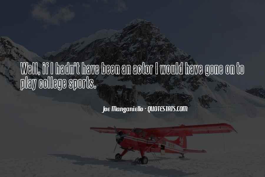 Joe Manganiello Quotes #1733631