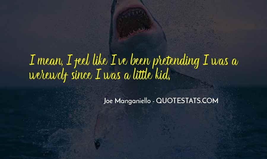 Joe Manganiello Quotes #546644
