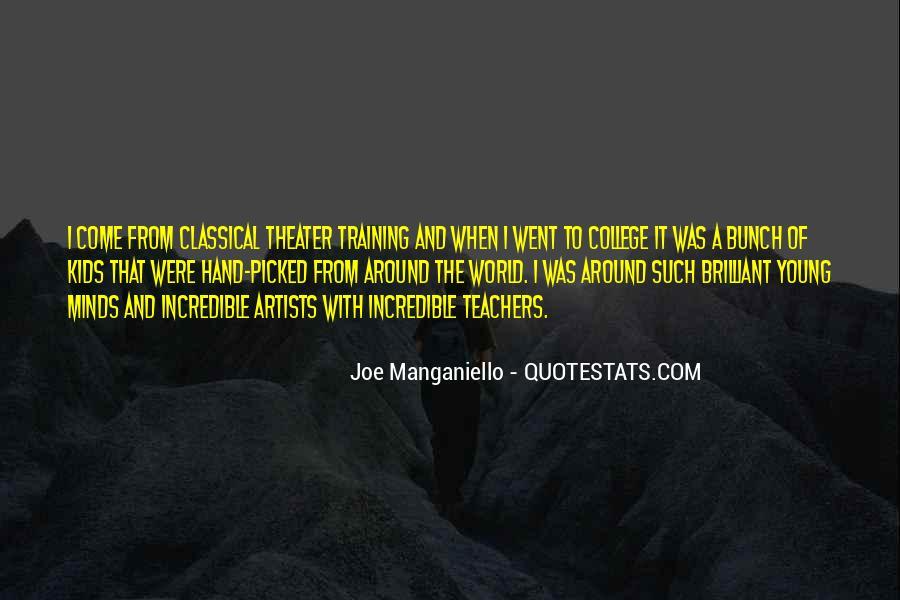 Joe Manganiello Quotes #654896