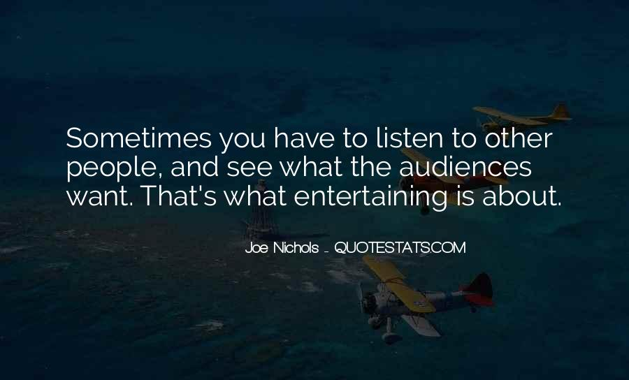 Joe Nichols Quotes #1029273