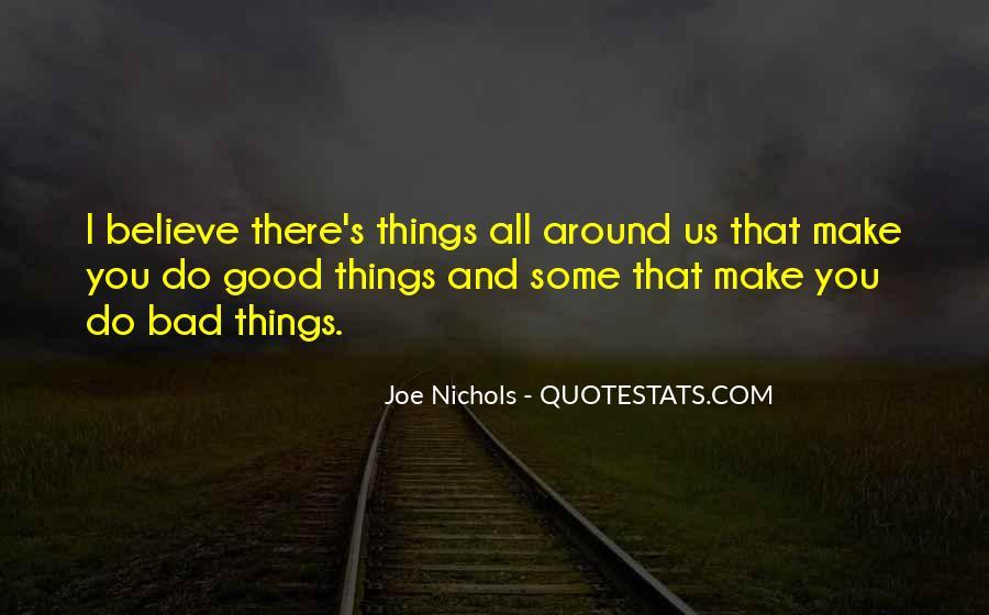 Joe Nichols Quotes #116382