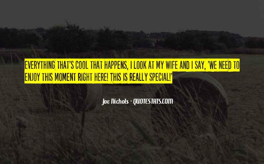 Joe Nichols Quotes #1186848