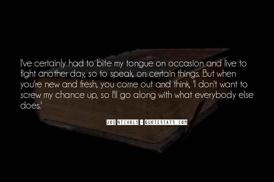 Joe Nichols Quotes #118823