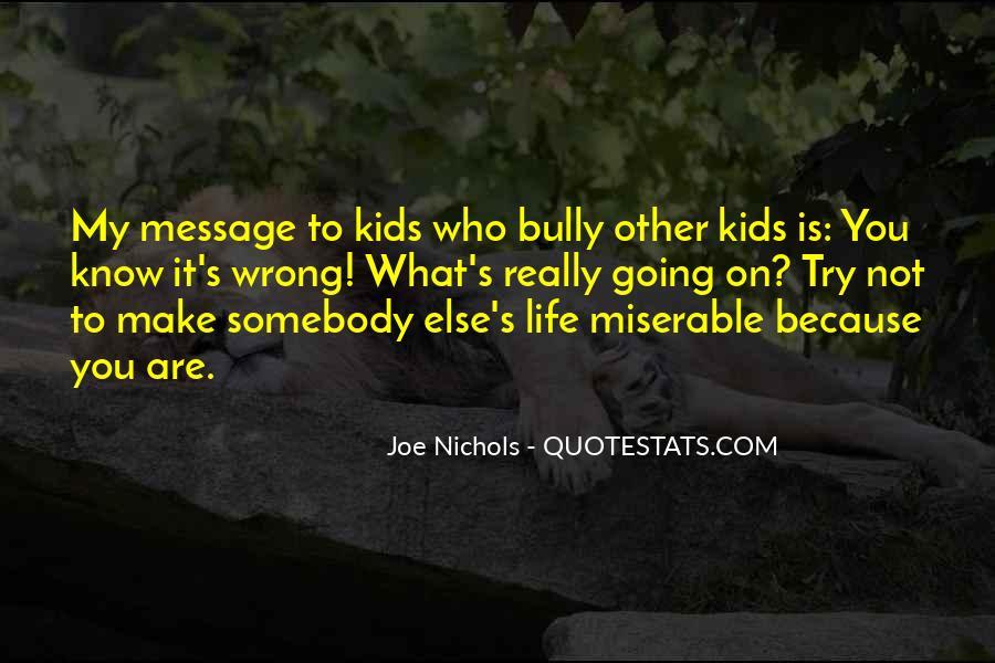 Joe Nichols Quotes #1337496