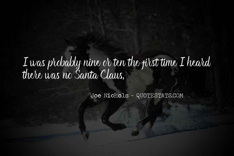 Joe Nichols Quotes #1650745
