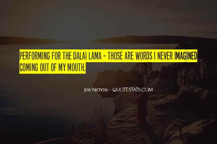 Joe Nichols Quotes #1864802