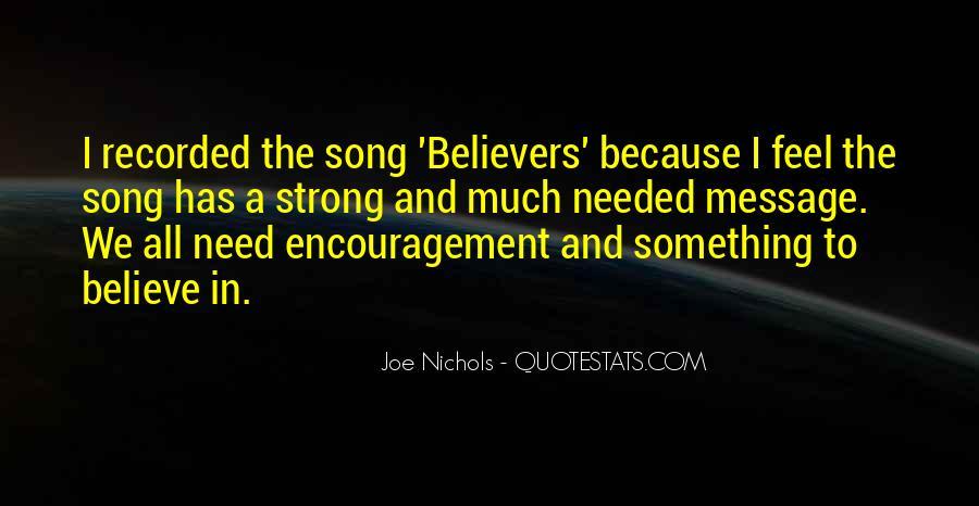 Joe Nichols Quotes #33540