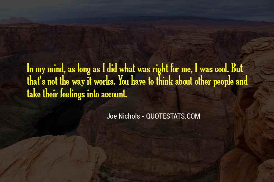 Joe Nichols Quotes #437934