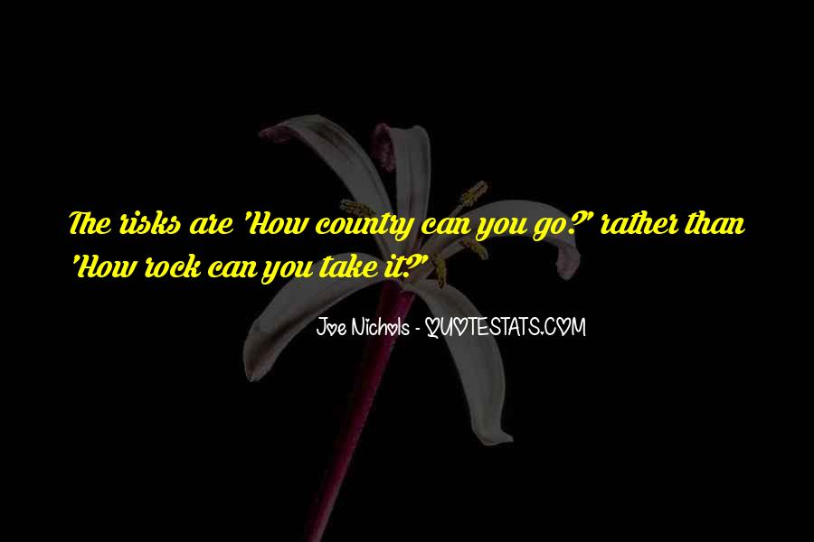 Joe Nichols Quotes #67874