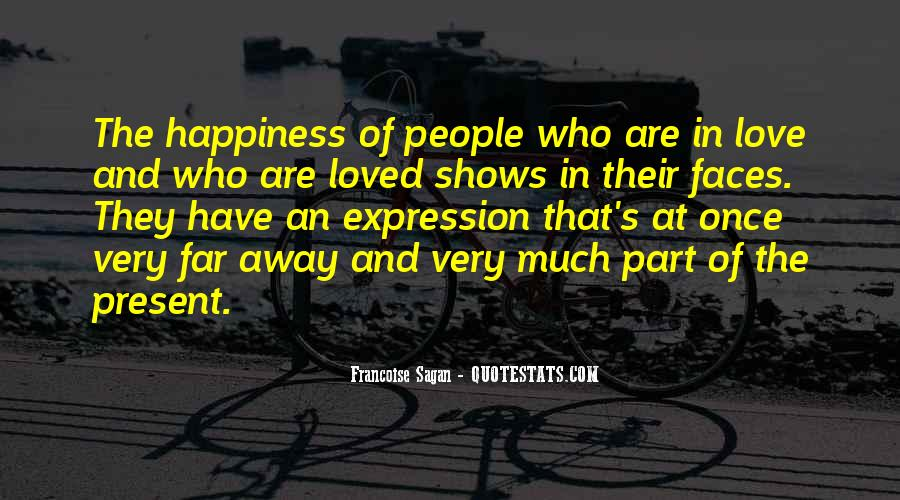Quotes About Happiness In Love #121143