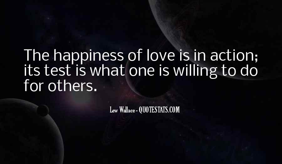 Quotes About Happiness In Love #71238
