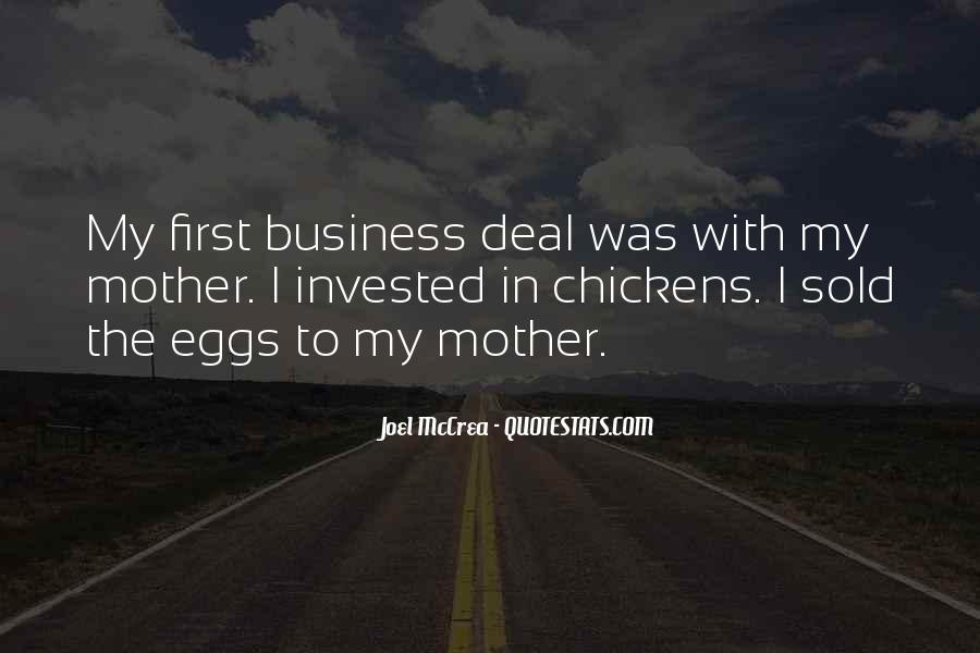 Joel Mccrea Quotes #1333916