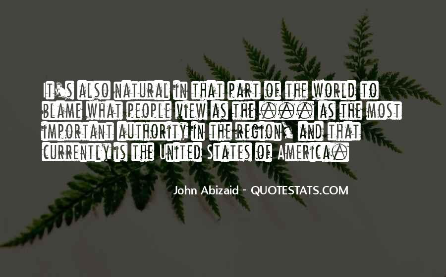 John Abizaid Quotes #1315251