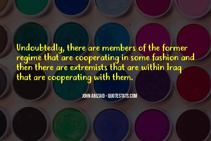 John Abizaid Quotes #1409122