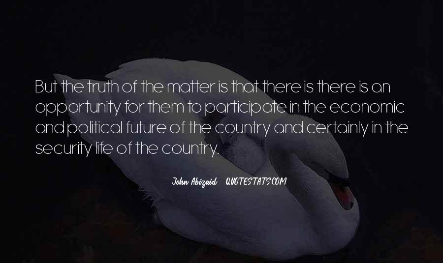 John Abizaid Quotes #1471465