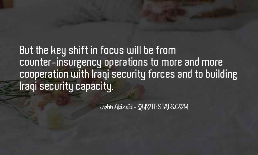 John Abizaid Quotes #1724473