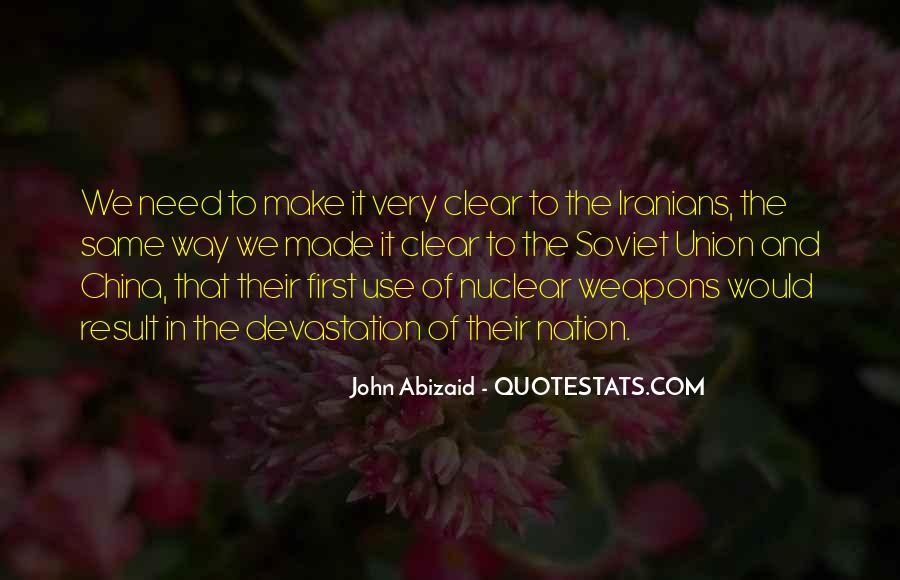 John Abizaid Quotes #240482