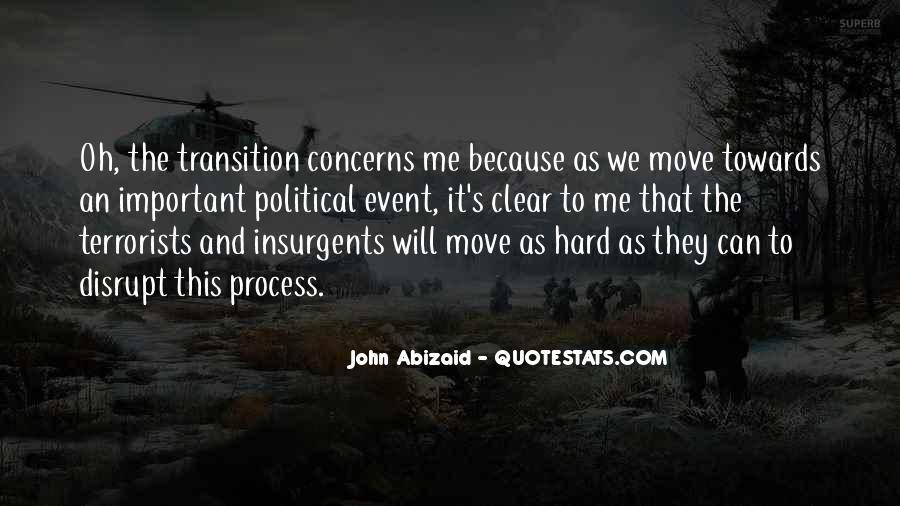 John Abizaid Quotes #290865