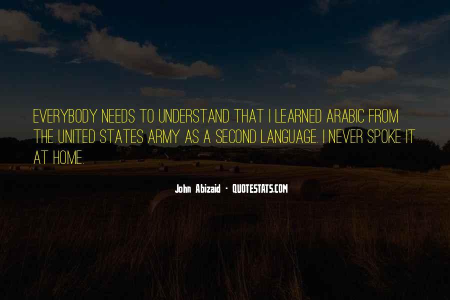 John Abizaid Quotes #367064
