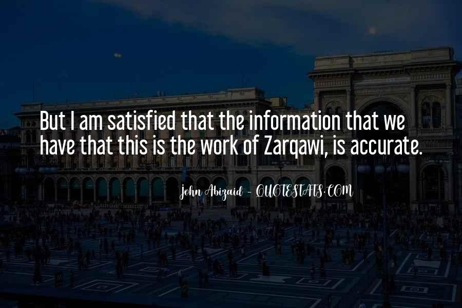 John Abizaid Quotes #442829