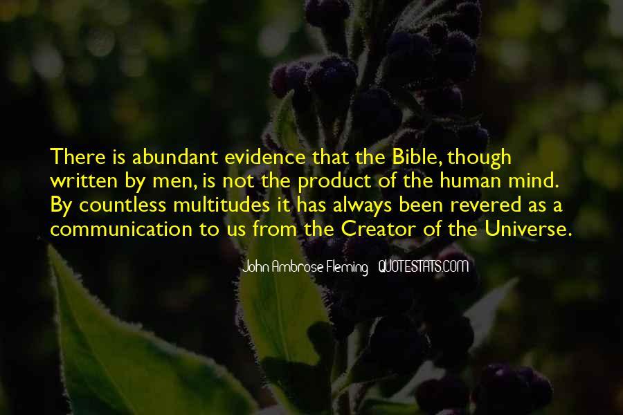 John Ambrose Fleming Quotes #1487470