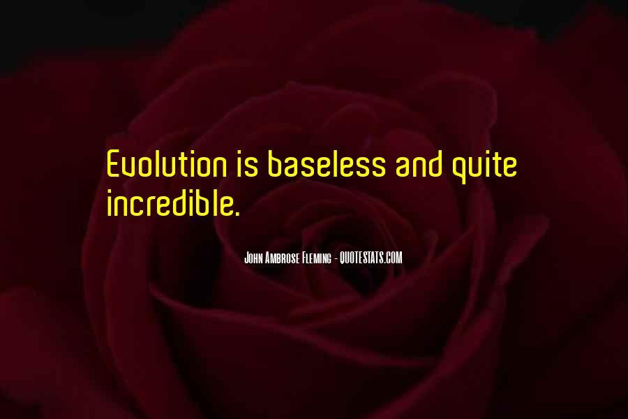 John Ambrose Fleming Quotes #637144