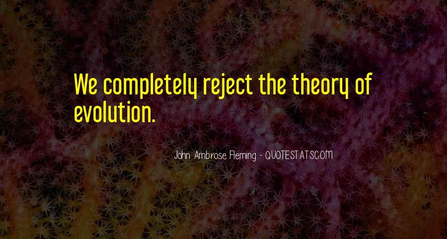 John Ambrose Fleming Quotes #997160